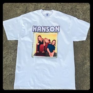 Other - Vintage 90's Hanson White Unisex T-Shirt